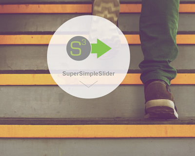 SuperSimpleSlider – jQuery Slider Plugin