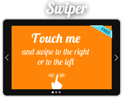 Swiper – Mobile Touch Slider