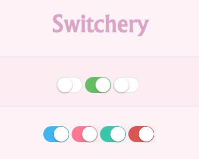Switchery – iOS 7 Style Switches for Checkboxes
