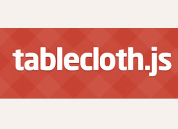 tablecloth.js - HTML Tables Customization Plugin