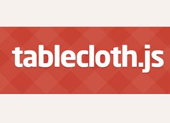 tablecloth.js - HTML Tables Customization Plugin