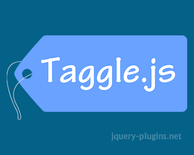 Taggle.js – Form-Ready Dependency-Less Tagging