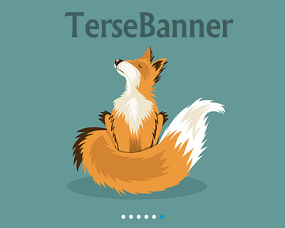 TerseBanner – Specifically Designed Slider/Carousel with jQuery