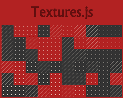 Textures.js – SVG patterns for Data Visualization