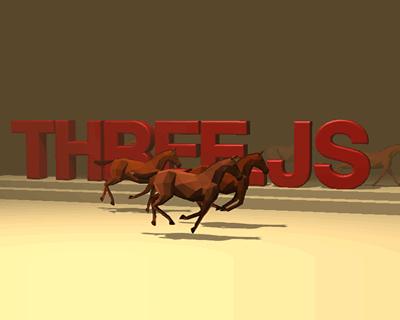 three.js – JavaScript 3D Library