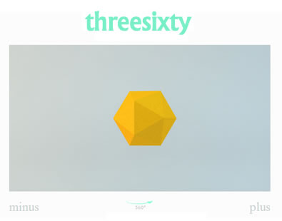 threesixty – jQuery Plugin for Creating Draggable 360s