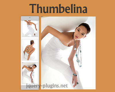 Thumbelina – Lightweight jQuery Content Slider