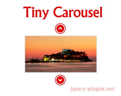 Tiny Carousel - jQuery Carousel Plugin