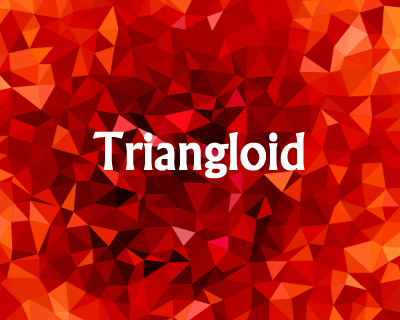 Triangloid – Javascript Library to Tranglify Images