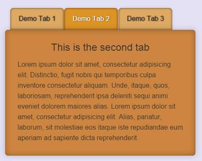 TurboTabs – Responsive Tabs jQuery Plugin