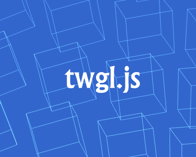 twgl.js – Tiny WebGL Helper Library