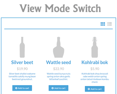 View Mode Switch With Grid And List Layout Jquery Plugins