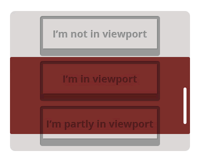 Viewport – jQuery Plugin for Finding and Handling Elements in Viewport