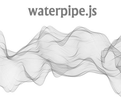 Waterpipe js – Smoky Backgrounds Generator | jQuery Plugins