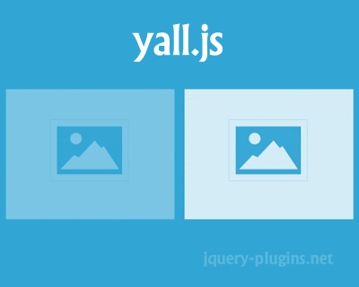 yall.js – Fast, Flexible and Tiny Image Lazy Loader