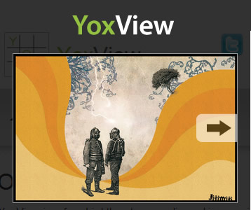 YoxView – jQuery Image Viewer Plugin