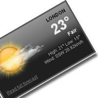 zWeatherFeed - Yahoo! Weather Feed Plugin for jQuery