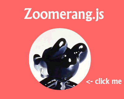 Zoomerang.js – Zoom In Any Element on Page