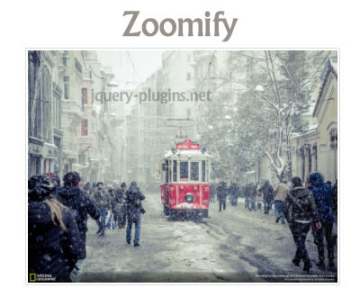 Zoomify – Simple Lightboxes with Zoom Effect