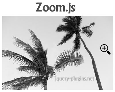 Zoom.js – Image Zoom for jQuery