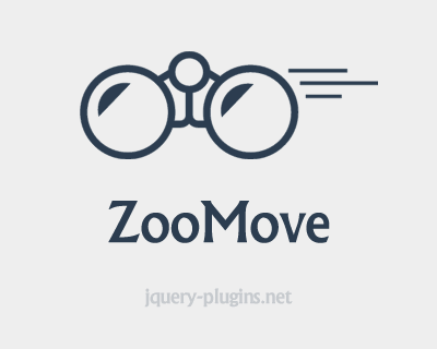 ZooMove – jQuery Image Zoom Plugin