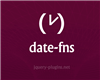 date-fns – Modern JavaScript Date Utility Library