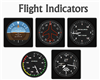 Flight Indicators jQuery Plugin