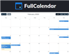 FullCalendar – Full-Sized Javascript Event Calendar