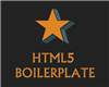 HTML5 Boilerplate – Popular Front-End Template for Web