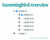 hummingbird-treeview.js – Tiny and Fast jQuery TreeView Plugin