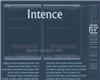 Intence – Javascript Library to Create Beautiful Scrolling Indicator