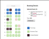 jQuery Seat Charts Plugin