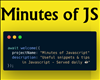 Minutes of Javascript – Collection of Useful Javascript Snippets