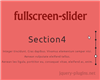 FullScreen Slider with Wheel/Touch Events